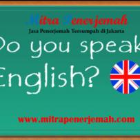 Menulis Surat dalam Bahasa Inggris
