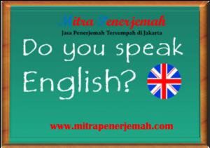 Koleksi Bahasa Inggris
