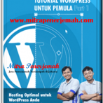 Ebook Gratis Tutorial WordPress bagi Pemula Part 1
