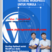 Ebook Gratis Tutorial WordPress Pemula Part 2