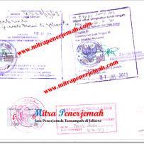 Mudahnya Legalisasi Dokumen di Kedutaan Al-Jazair