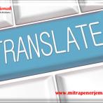 Manfaat Jasa Penerjemah dalam kehidupan sehari-hari