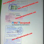 Koleksi Legalisasi Dokumen
